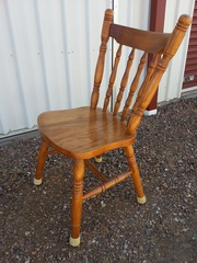 Dining Chairs - timber,  set of 6