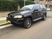 2002 Bmw BMW X5 4.4i Automatic 4.4L V8 Wagon