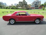 FORD MUSTANG 1966 Ford Mustang