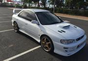 Subaru Impreza 109485 miles