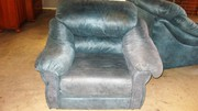 3 seater couch 2x arm chairs