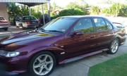 ford falcon 1997 Ford Falcon GT EL Manual