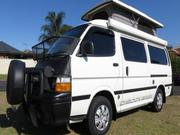 toyota hiace 1993 Discoverer Toyota Hiace Pop Top Camper – LOW
