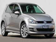 2013 VOLKSWAGEN 2013 Volkswagen Golf 110TDI Highline 7 Auto
