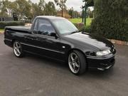2000 Holden 8 cylinder Petr