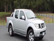 2011 NISSAN navara 2011 Nissan Navara ST D40 Manual 4x4 MY11