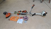 Brushcutter for sale after downsizing